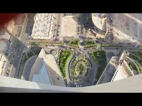 Kingdom Tower - Sky Bridge  Riyadh,Saudi Arabia