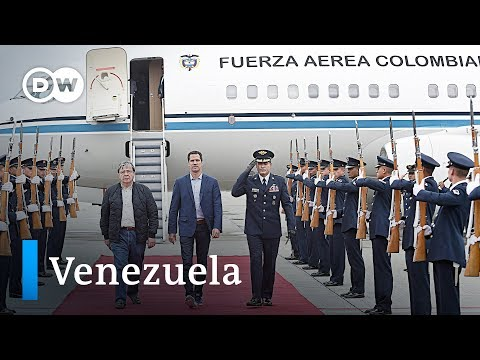 Will Juan Guaido ask Mike Pence for use of force?   DW News