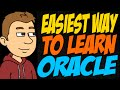 Easiest Way to Learn Oracle