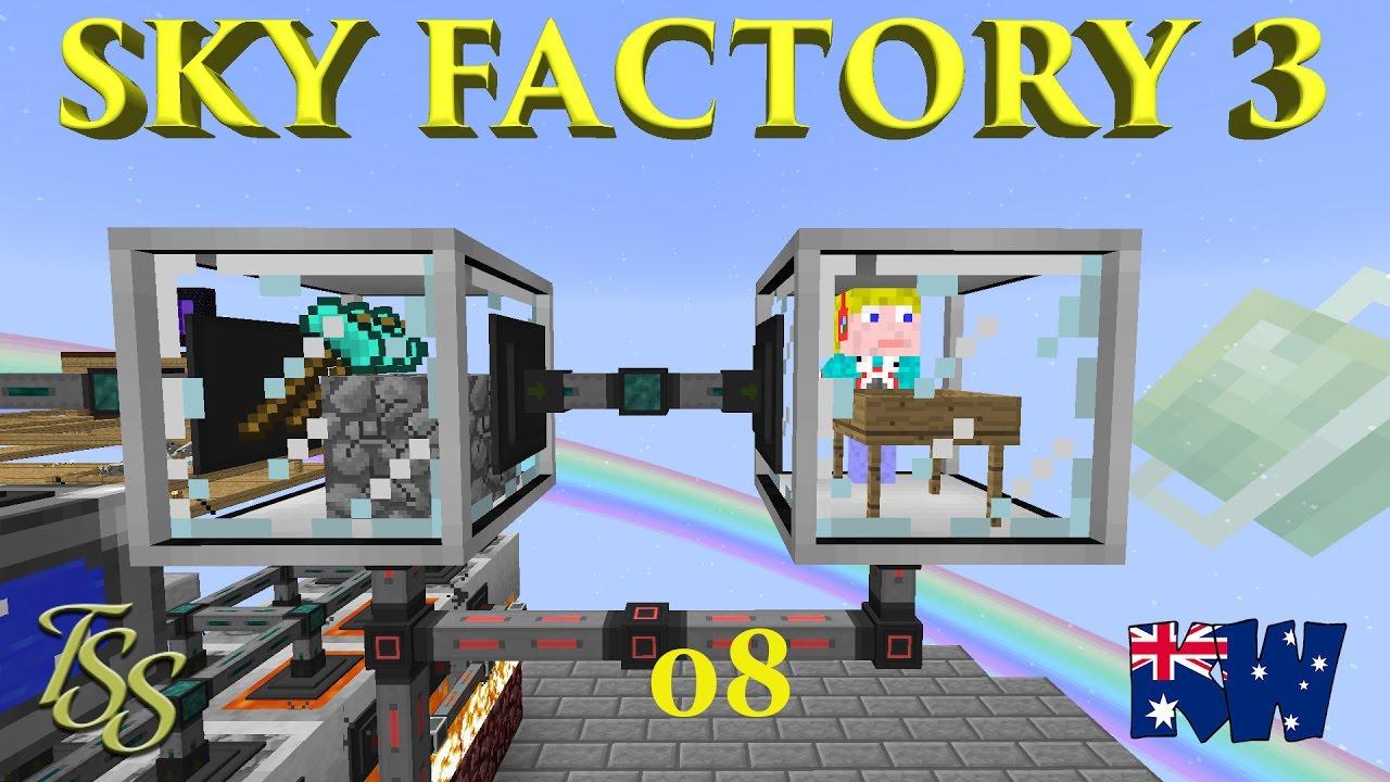 sieve sky factory 3