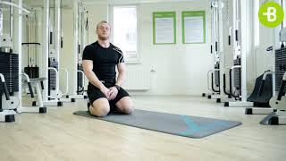 Упражнения для снятия болей в спине