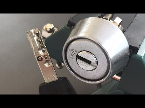Взлом отмычками Mul-T-Lock    [615] Japanese Format Mul-T-Lock Interactive Picked and Gutted ()