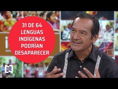 Lenguas indígenas en México corren el riesgo de desaparecer - Las Noticias con Karla Iberia
