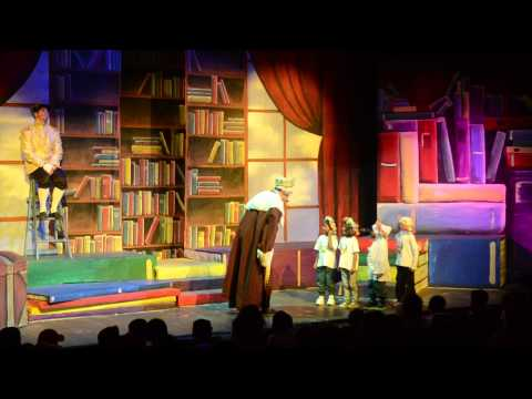 Storybook Theatre: The importance of kids theatre
