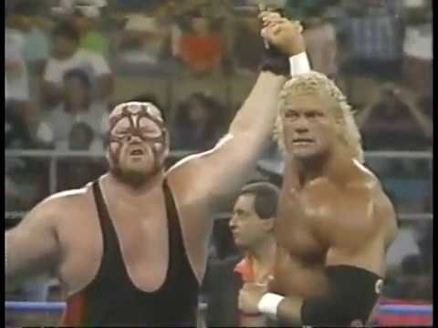 Former NFL player, professional wrestling legend, Big Van Vader has passed away, reports say