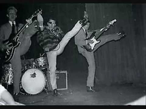 JOHNNY KIDD and the PIRATES I'll Never Get Over You
