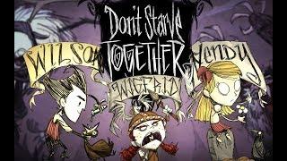 ROZWÓJ BAZY Don't Starve Together #4 w/ Undecided Tomek90