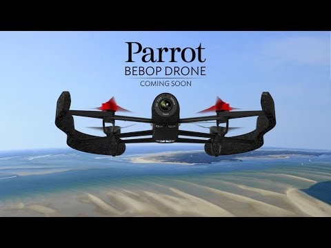Parrot Bebop Drone - Official video