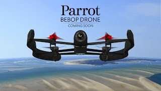 Parrot Bebop Drone - Official video - MAY 2014