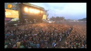 Rise Against (live Hurricane 2012)