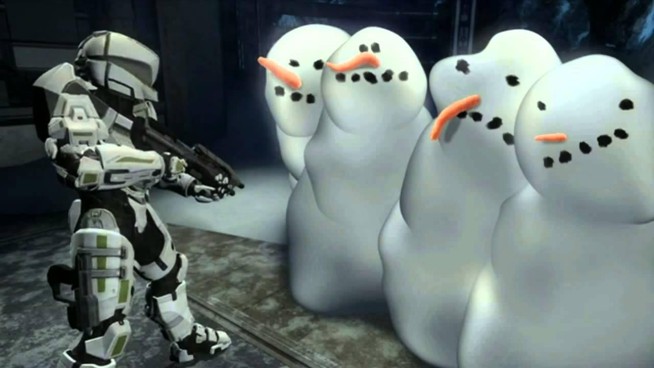 RvB Season 12 - But Why Snowman Clip