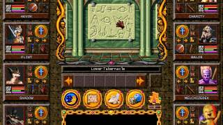 Grimoire : Combination Puzzle In Tabernacle