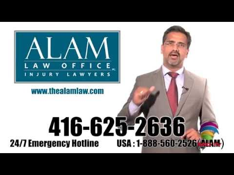 Alam Law Office Message