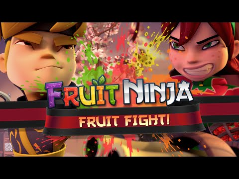 Fruit Ninja Origins - FRUIT FIGHT!