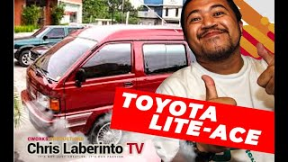 TOYOTA Lite Ace Test Drive after DIY TUNE-UP (Change Oil, Cleaning Carburetor)