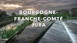 Loches - Bourgogne-Franche-Comté / Jura in Frankreich mit dem t@b