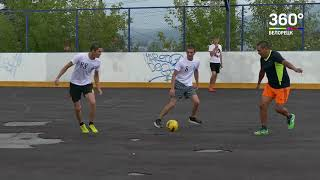 В Белорецке День физкультурника отпраздновали открытием турнира района по мини футболу Кубок дружбы