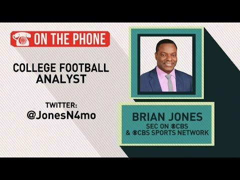 Gottlieb: Brian Jones talks college football headlines