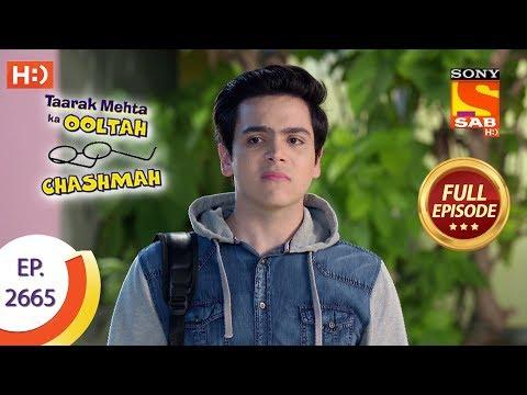 Taarak Mehta Ka Ooltah Chashmah - Ep 2665 - Full Episode - 12th February, 2019 thumbnail