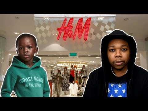 H&M IS RACIST???