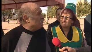 ТК Донбасс - Грузинские песни и блюда!(Фрагмент из Четвертого выпуска уникального утреннего шоу