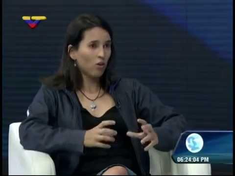 Viceministra Giordana García sobre Encuentro de Intelectuales contra el Imperialismo este martes