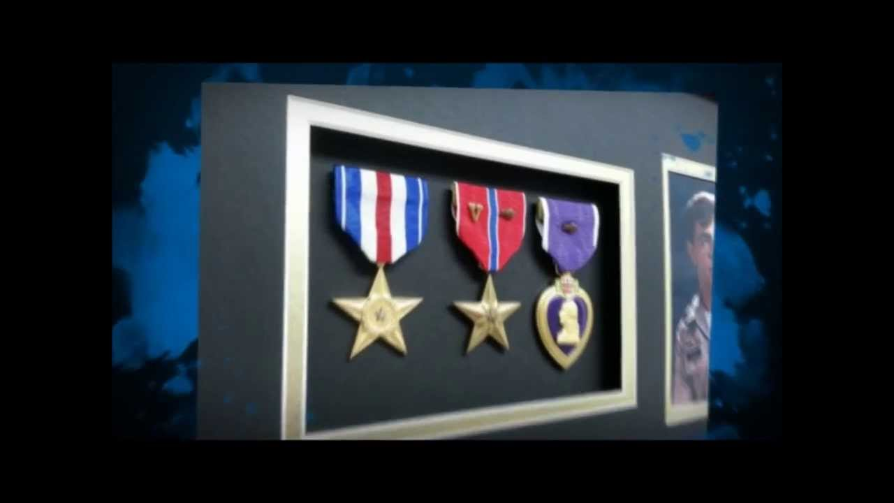 Military Shadow Boxes and Custom Display Cases