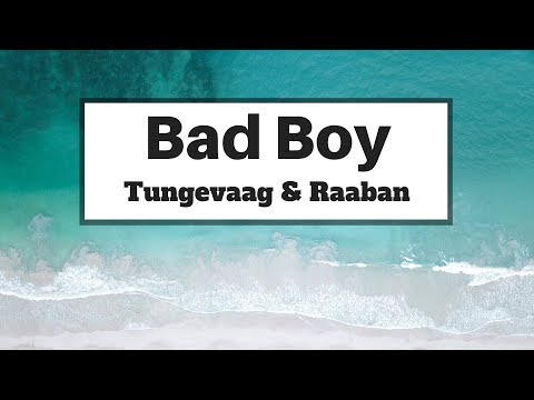 Tungevaag & Raaban - Bad Boy (Lyrics) | Panda Music