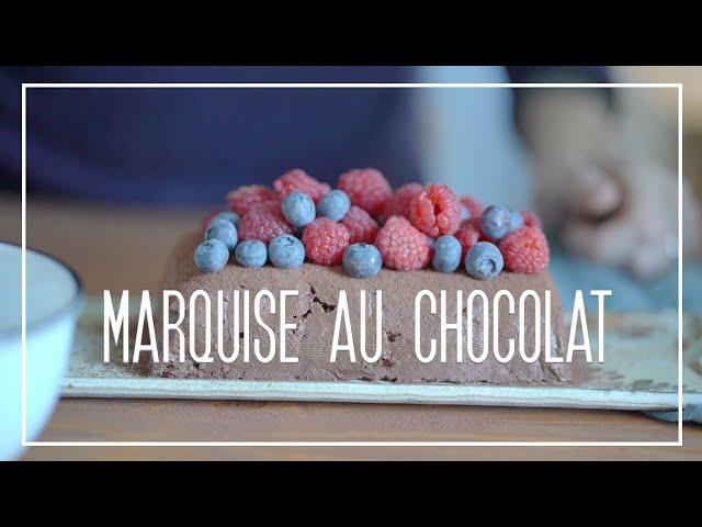 BARRA DE MOUSSE DE CHOCOLATE? |  Le Plat du Jour