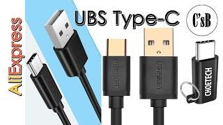 USB Type-C кабели и адаптер с AliExpress(, 2016-09-22T16:26:17.000Z)