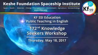 Video 172nd Knowledge Seekers Workshop , May 18, 2017 - Keshe Foundation download MP3, 3GP, MP4, WEBM, AVI, FLV Desember 2017