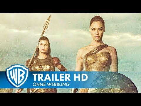 WONDER WOMAN - Comic-Con Trailer Deutsch HD German (2017)