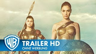 WONDER WOMAN - Comic-Con Trailer Deutsch HD German (2017)