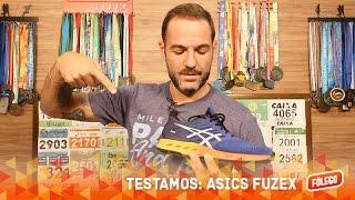 Testamos: Asics FuzeX