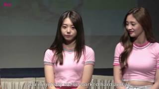 Video [ENGSUB] I.O.I Last Fansign Message (Yoojung & Somi) download MP3, 3GP, MP4, WEBM, AVI, FLV Agustus 2017