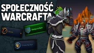 Społeczność w World of Warcraft - Poradnik