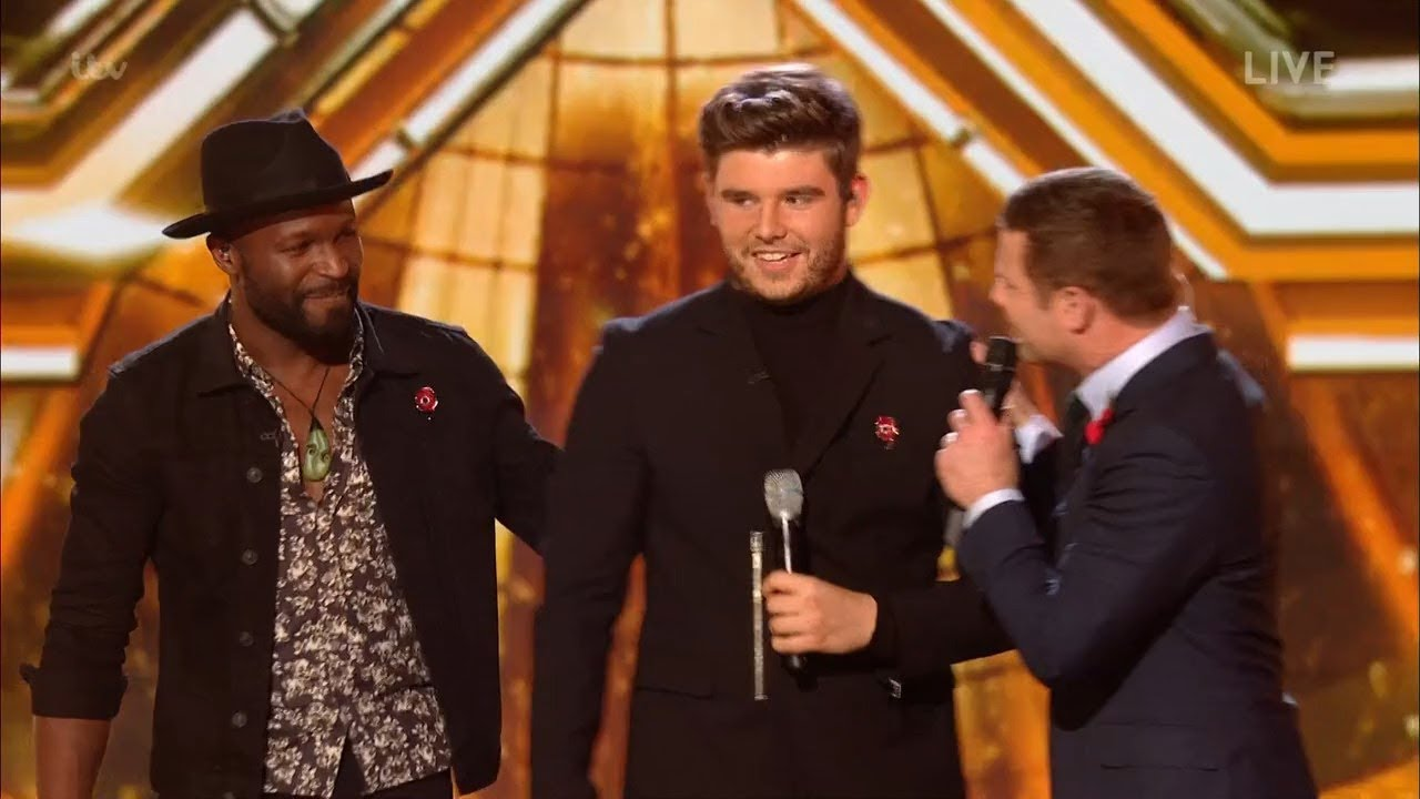 The X Factor Uk 2017