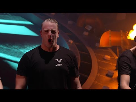 Team Red - Hard Bass 2019 - Radical Redemption, E-Force & Rejecta (Official Video)