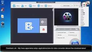 [Full] WinX HD VIdeo Converter Deluxe Crack