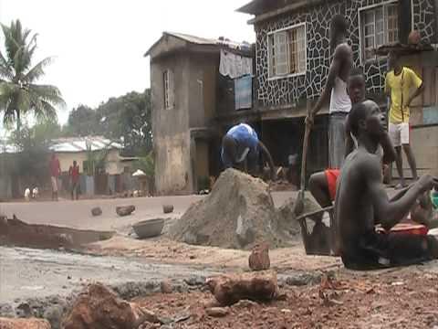 hope well street ; kissy; FREETOWN; SIERRA LEONE