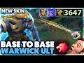 FURTHEST ULTIMATE EVER | NEW SKIN | BASE TO BASE ULTIMATE - BunnyFuFuu
