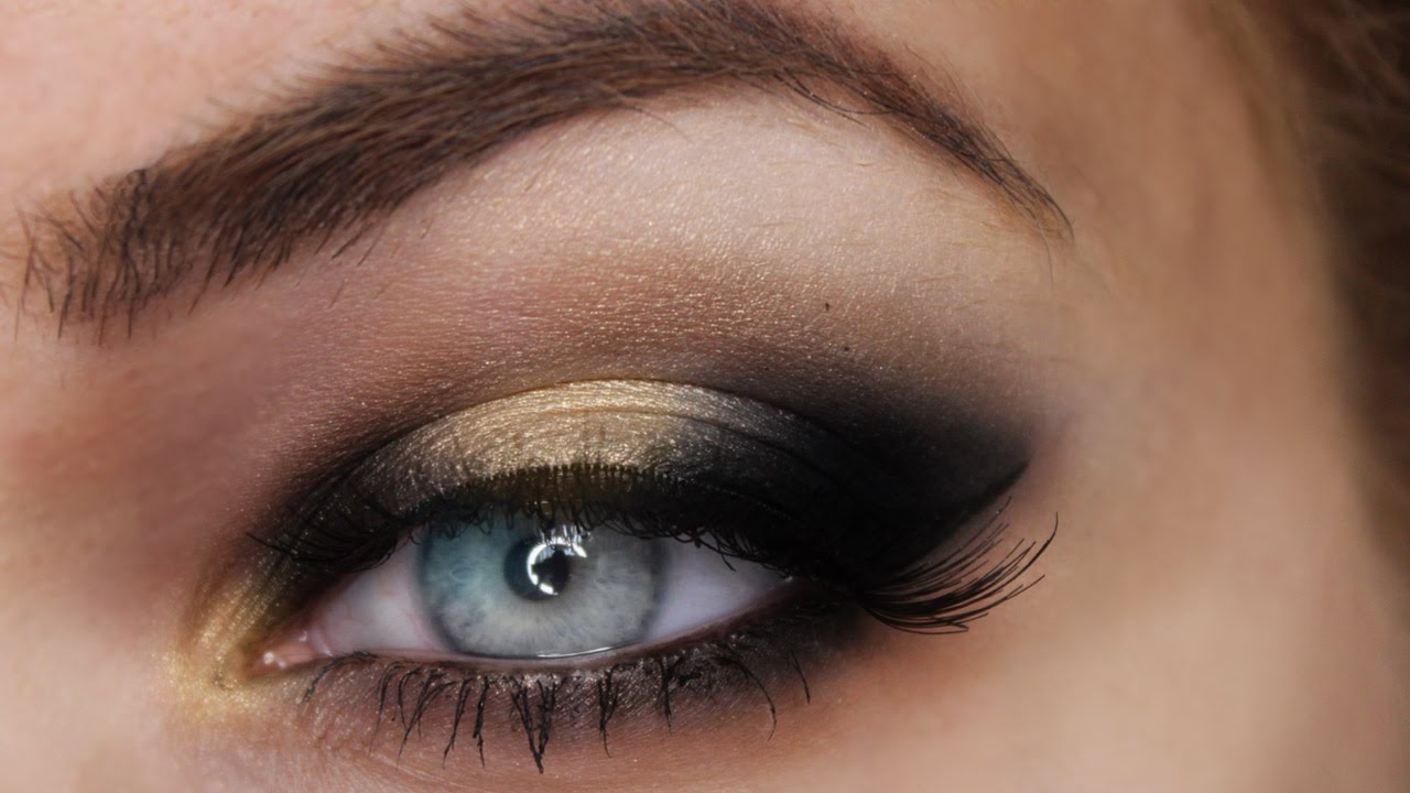 how to make smokey eyes youtube