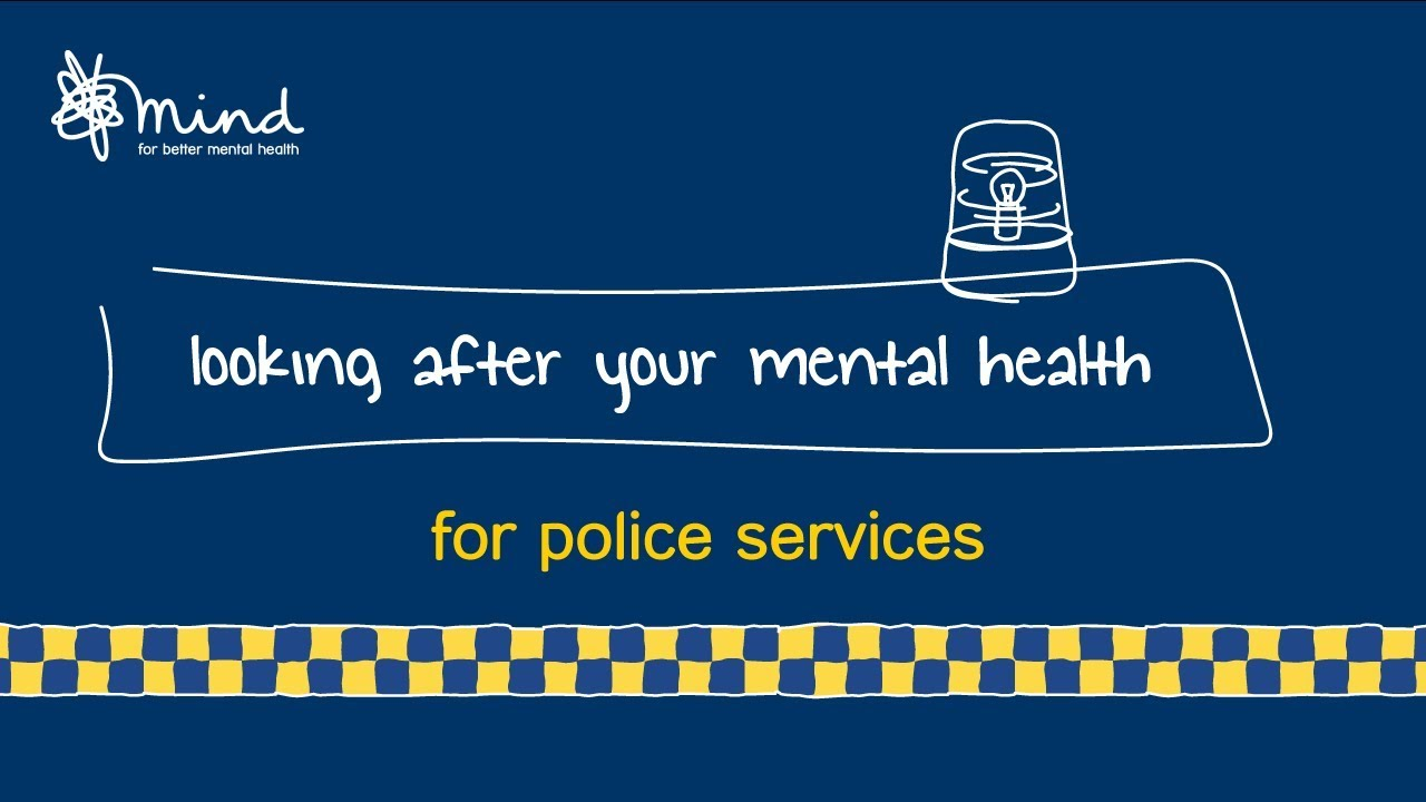 (UK POLICING) Does that Officer -HAVE- mental health issues???