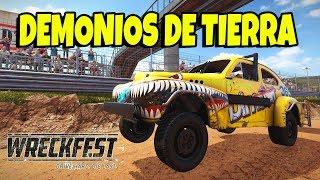 Vídeo Wreckfest