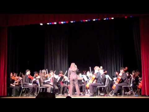 Simple Symphony (Frolicsome Finale) - Elite Strings Youth Orchestra