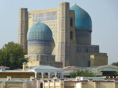 Samarkand, Uzbekistan - Crossroads of Cultures
