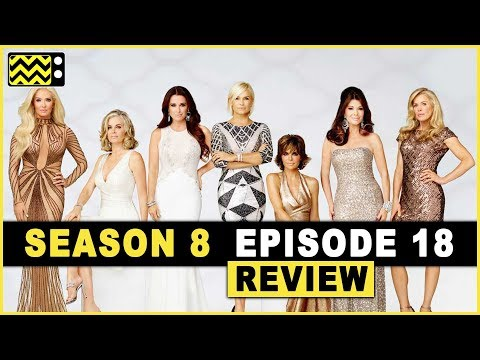 Real Housewives Of Beverly Hills Season 8 Episode 18 Review & Reaction | AfterBuzz TV