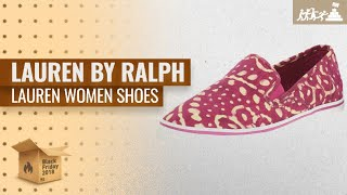 Lauren By Ralph Lauren Women Shoes Black Friday / Cyber Monday 2018 | Price Watch List