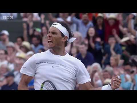 Nadal vs Muller ● Wimbledon 2017 R4 5th SET EXTENDED Highlights [HD 50 FPS]