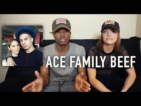 BEEF WITH THE ACE FAMILY.. LET'S CLEAR THIS UP
